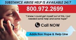 addiction banner