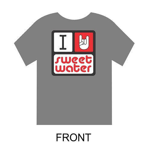 I ROCK SWEET WATER
