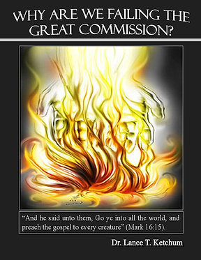 Why Are We Failing the Great Commission
