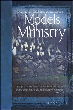 Models of Ministry