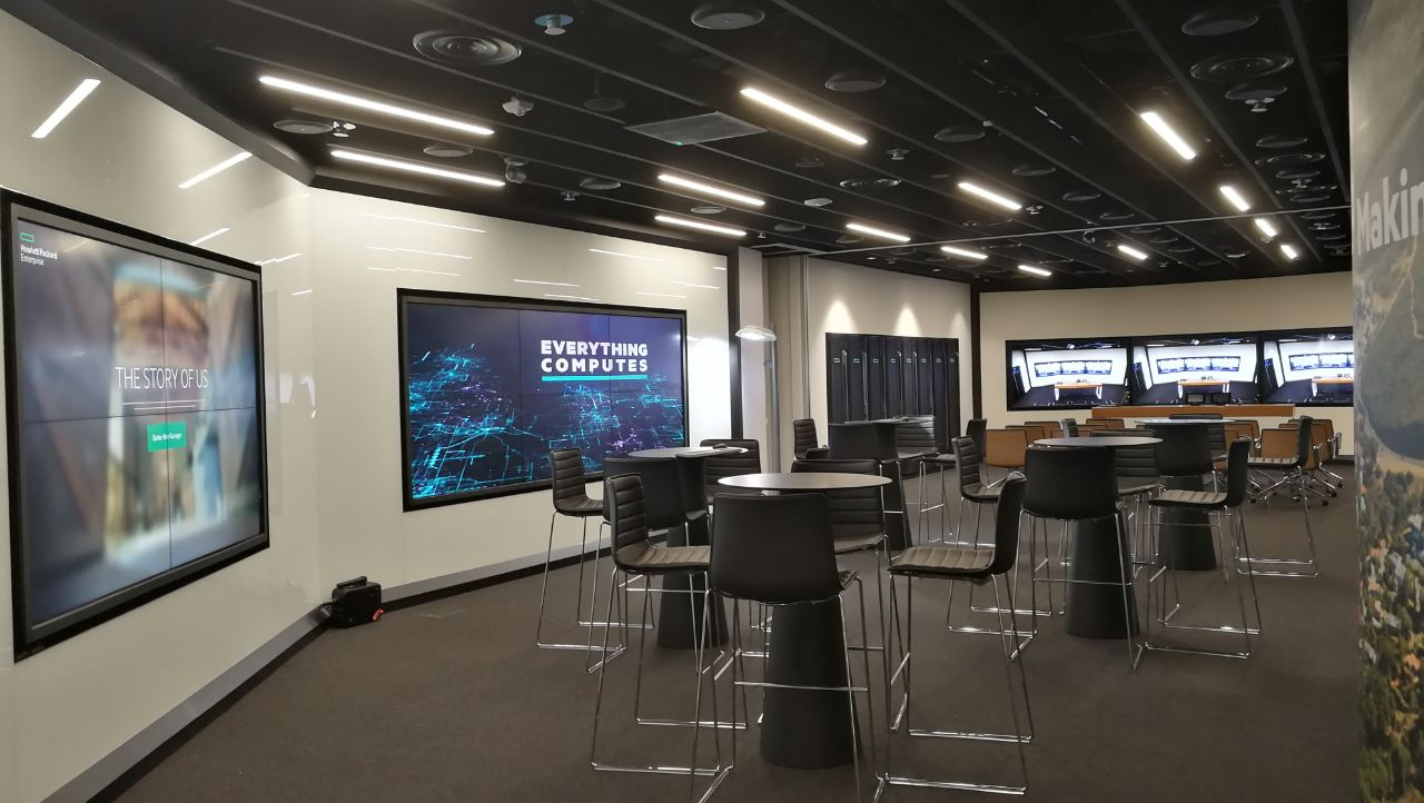 Collaboration Space - HPE