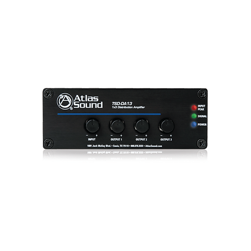 AtlasIED Distribution Amplifier (TSD-DA13) (No Stock)