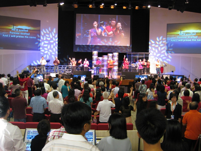 Convenant Evangelical Free Church - Worship 01