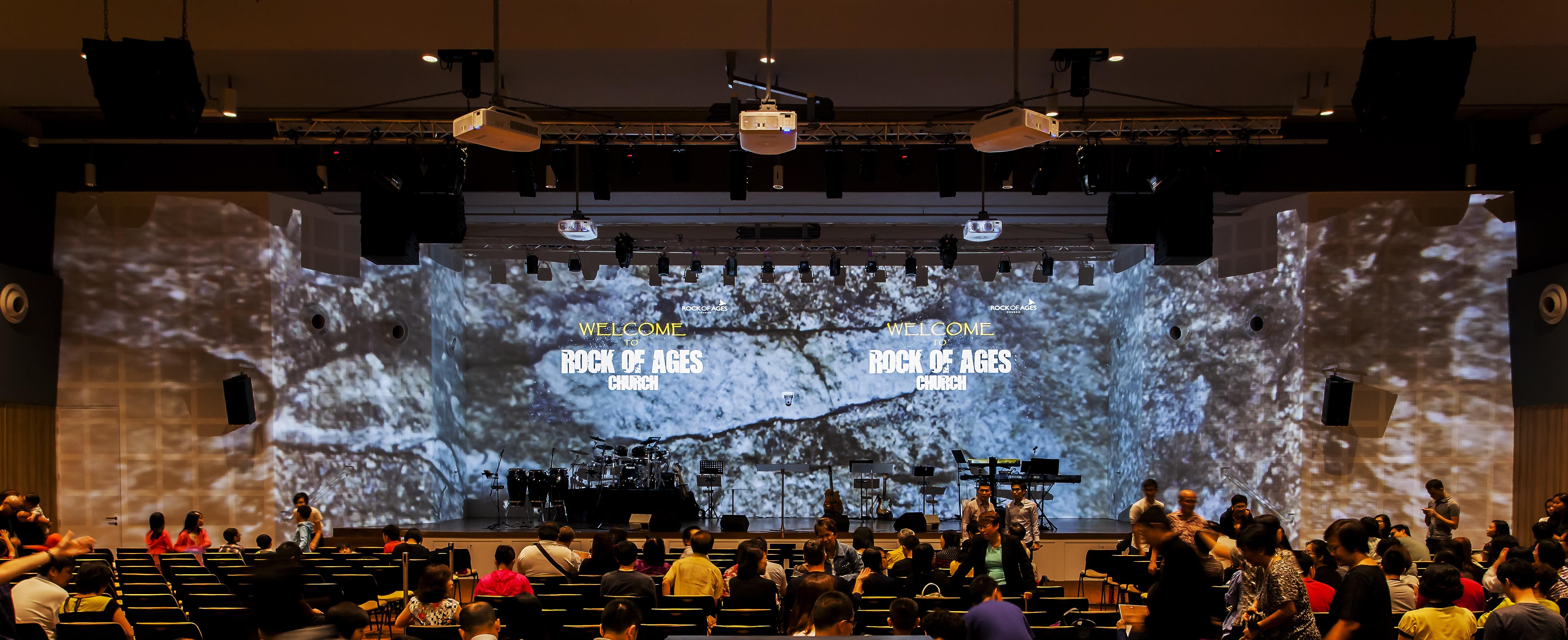 Auditorium - Rock of Ages