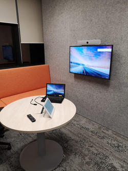 Collaboration Spaces - Corporate Office