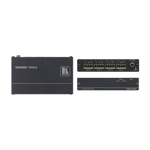 Kramer Audio Distribution Amplifier (VM-3AN)
