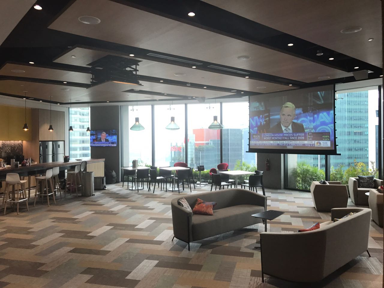 Collaboration Spaces - Wells Fargo