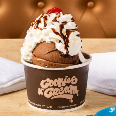 Ice Cream Hot Fudge