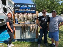 Saginaw Bay Fishing