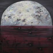 달과 곡식 The moon & grains
