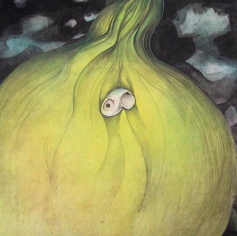 앙파 속 사막 The desert in the onion