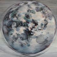 한 낮의 달 The moon of daylight