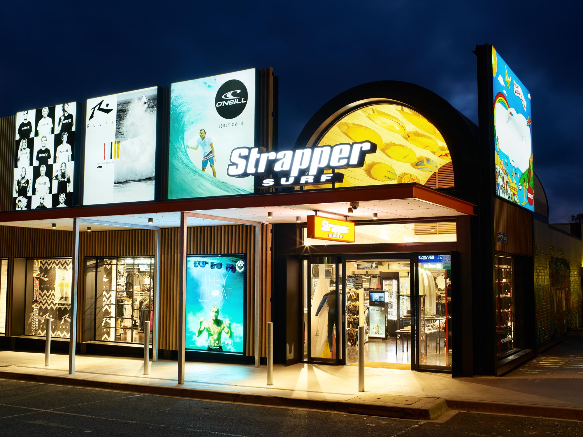 Strapper Henry Francis Design