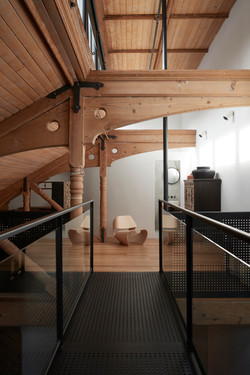 Henry Francis Design Skywalk Apt