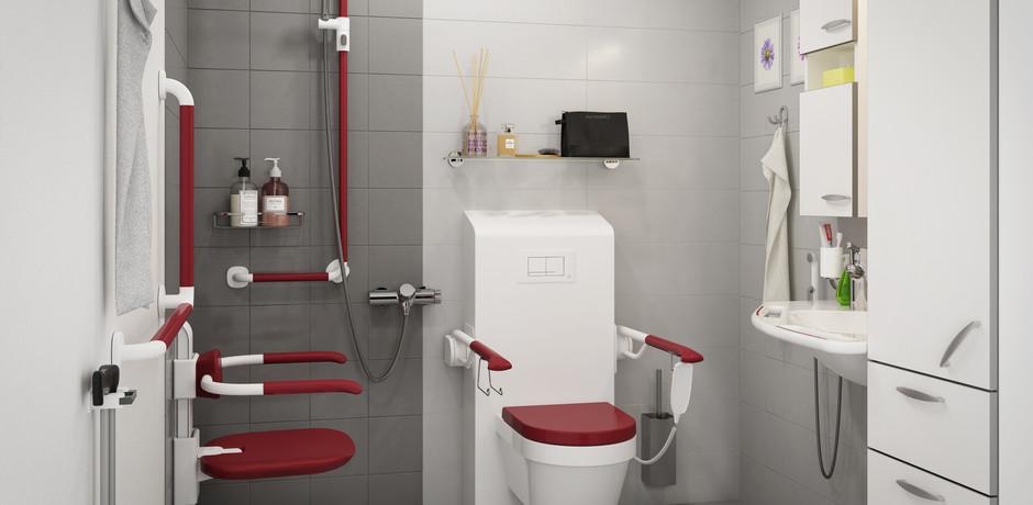 Care Home Bathrooms