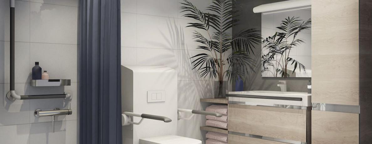 Gaius Residential Bathrooms