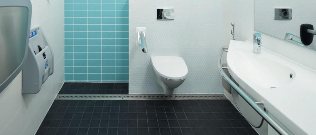 Gaius Public Bathrooms