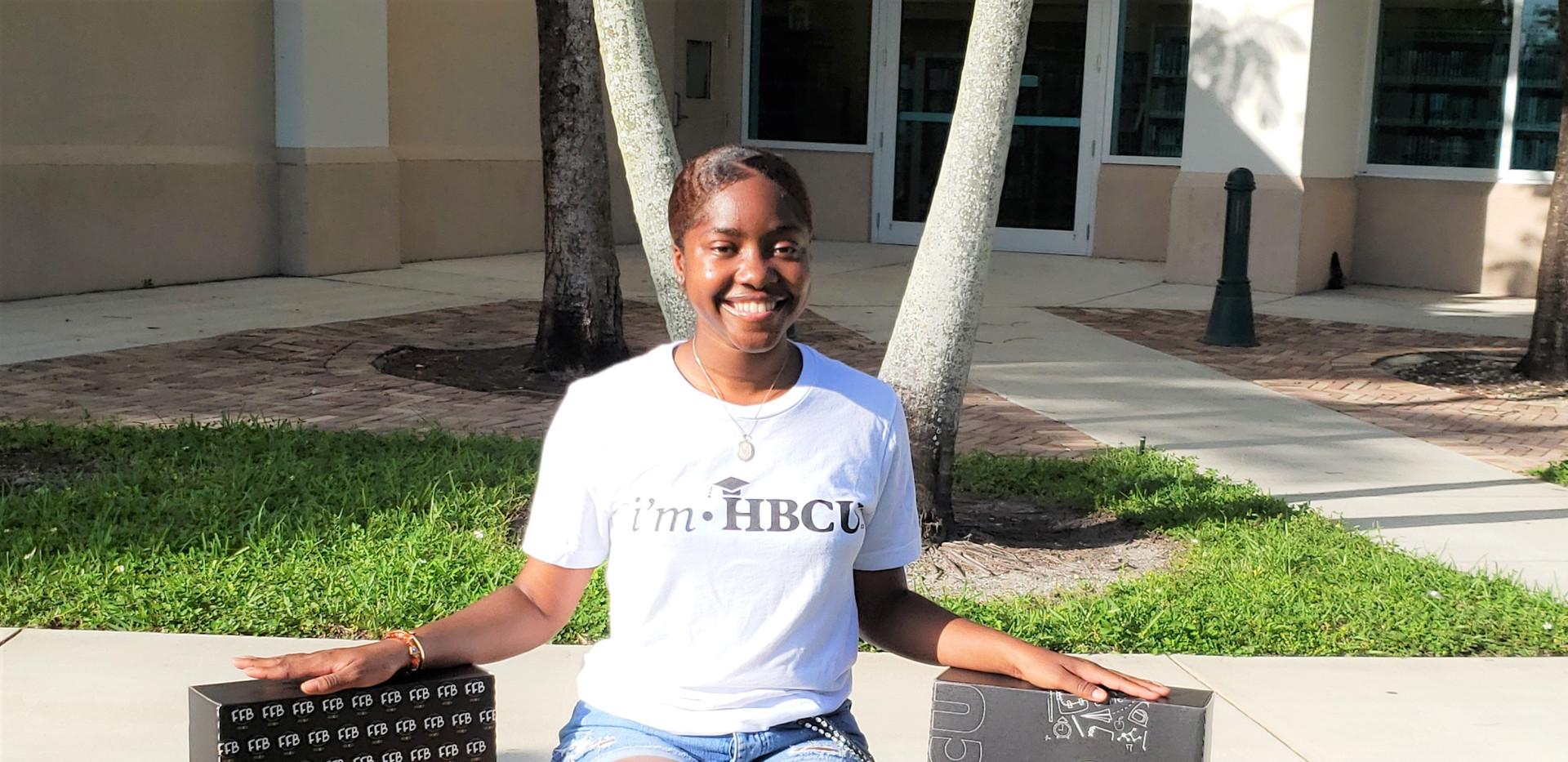 The HBCU Box sunlight promo