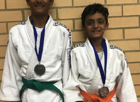 First medals for Mackillop