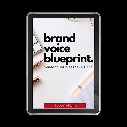 Brand Voice Blueprint
