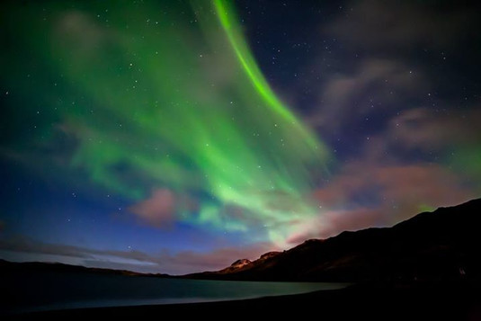 The best place in the world to see the Northern Lights was Iceland last week. I truly lucked out.jpg