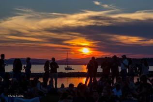 Sunset and The Shins on Sunday evening.jpg