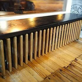 Radiator Bench