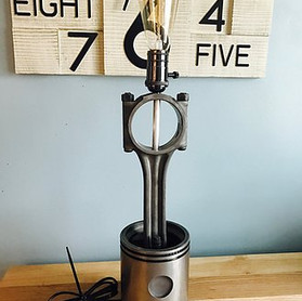 Detroit Diesel Piston Lamp