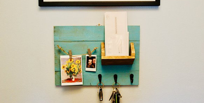 Entry Way Organizer