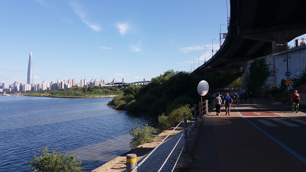 Han River Bike Path