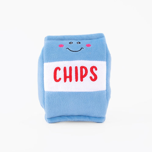Chips Plush Toy -Back To School