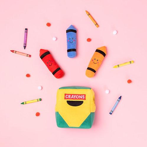 Crayon Box Burrow