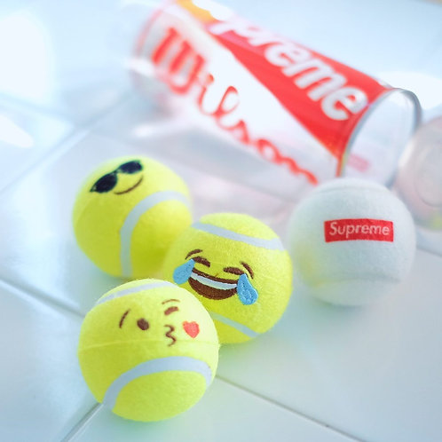 Emoji Tennis Ball