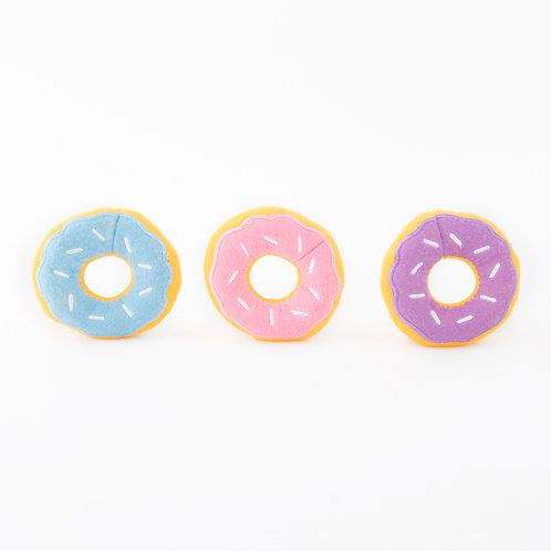 Miniz 3-Pack Pastel Donutz