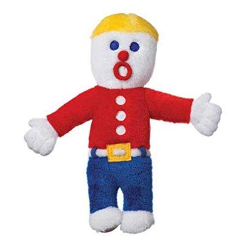 Mr. Bill Dog Toy OHH NOOO!!!