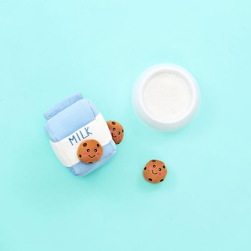 Burrow Milk and Cookies
