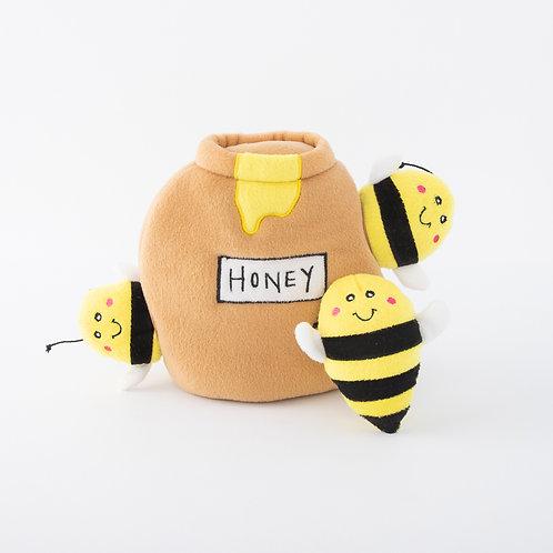 Honey Pot & Bees Burrow