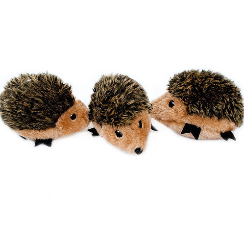 Miniz 3-Pack Hedgehogs