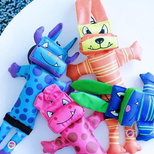Monsters Nylon Dog Toy