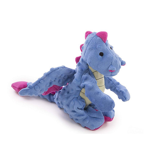 Small Periwinkle Dragon with Chew Guard Technology