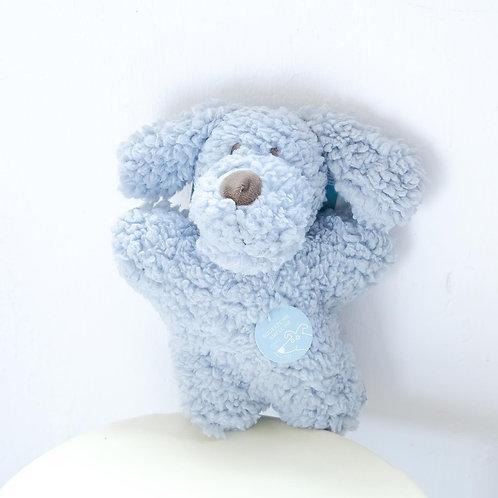 Aromadog Fleece Dog Toy -Blue Dog