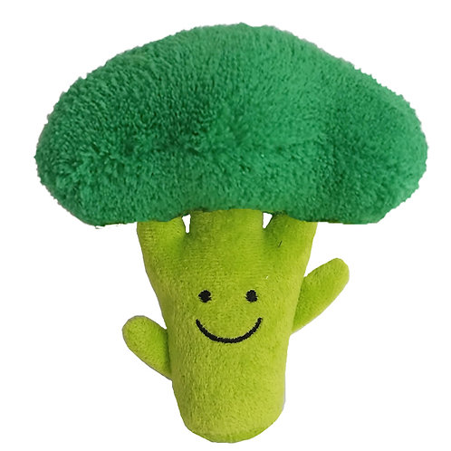 Dog Toy|Broccoli