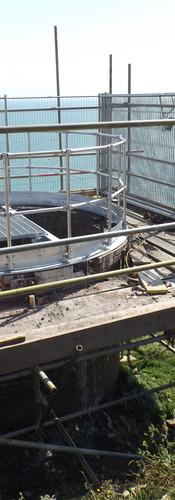 Abbotscliffe Vent Shaft Emergency Works