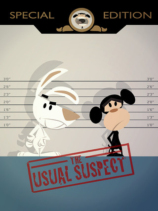 #11 The Usual Suspect