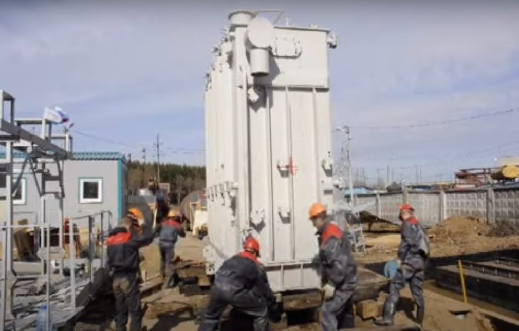 Такелажные работы Воронеж перемещение станков и производств АА-ФОРВАРД