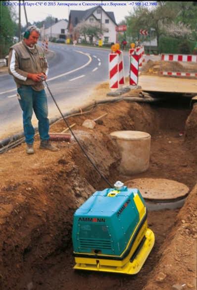 Дорожная техника и асфалтирование