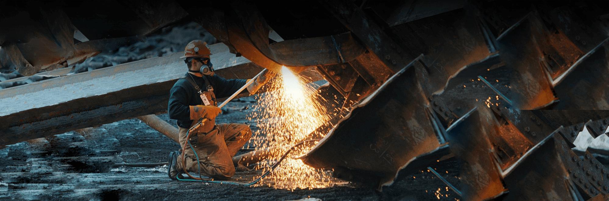 Резка металлов демонтаж металлических конструкций