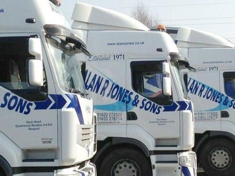 Case Study: Alan R Jones Transport (Newport)