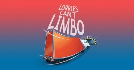 Lorries Can't Limbo! - Checking your Vehicle Height