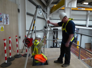 confined space chamber swansea